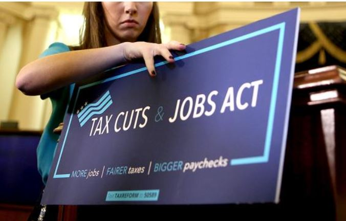 GOP Tax Plan A Swing And A Miss