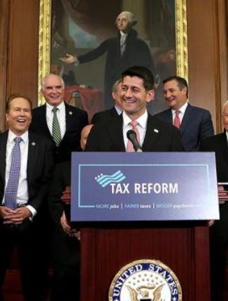 Broken Tax Plan The Result of a Runaway Campaign Finance System