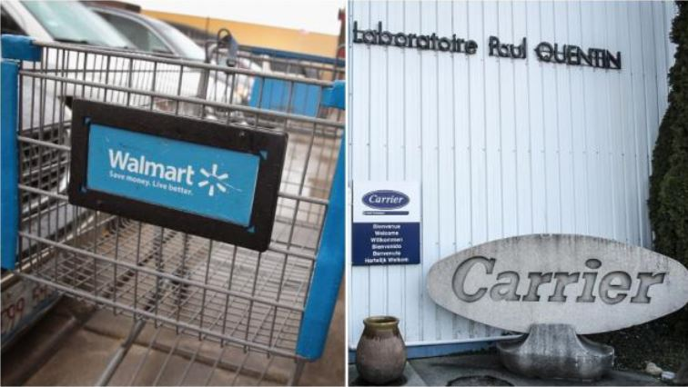 Walmart, Carrier Firings Highlight Glaring Flaw of New Tax Bill
